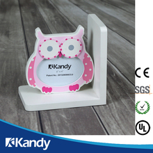 Free design service fast supplier owl cartoon sex photo frame for picture