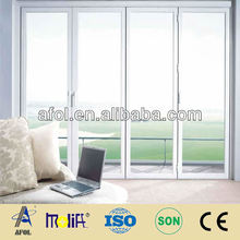America style popular cheap pvc silding window in China