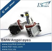 NSSC hight quality chevrolet cruze angel eye headlight