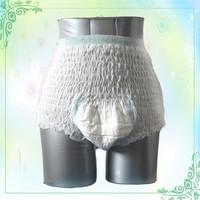 Newly china adult football diaper pants