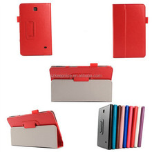 For samsung Tab4 T330 Case, Wallet leather case for Samsung galaxy Tab T330