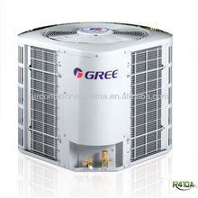 Top discharge condensing unit air conditioner
