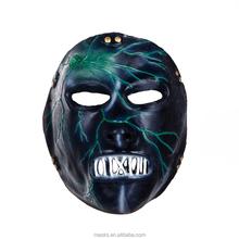 Latex Halloween Carnival Decoration Plain Mask