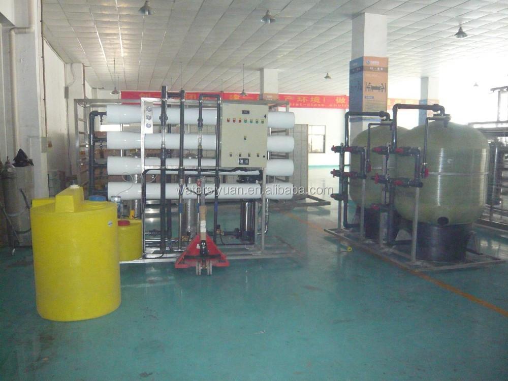 saltwater to water machine