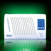 RoHS certified 400mg/h new ozone air purifier negative ion anion generator air purifiers