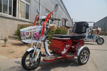 China high quality electric tricycle rickshaw / electric rickshaw motor
