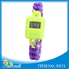 New trend colorful safe novelty mini child silicone watch