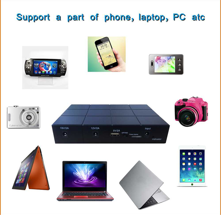 alibaba express Factory Price High Quality Powers Banks Wholesale Universal Laptop Power Bank Big Capacity Portable Power Bank
