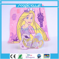 100% cotton Factory OEM customized made Promotional compressed face washcloth or magic compress travel towel
