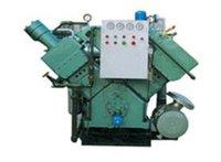 oil-free 4 stages reciprocating nitrogen air compressor