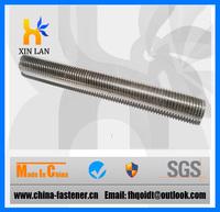DIN975 Grade 4.8 Galvanized Threaded rod