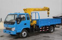 5 Ton Cargo Truck Mounted Crane from Jining Sitong Machinery