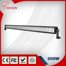 Toyota avanza accessories 40 Inch 200W LED Light Bar 10W LED Chip 4x4 Auto Driving Bright