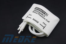 new coming products double hose blood pressure cuff neonate disposable NIBP cuff
