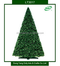 Outdoor PVC Cheap Gaint Christmas Trees for Decoration