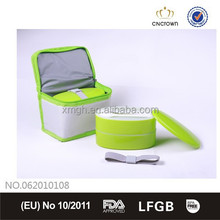 Lunch Box with Lunch Bag and High Quality, Make Food Warming and Easy to Carry