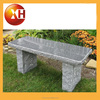 Natural garden anqique cast iron park bench for outdoor