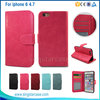 2015 New Design For iPhone Leather Case, For iPhone 6 Plus Case, For iPhone Case 6