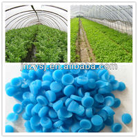 Fog prevent and ageing resistance masterbatch for agricultural plastic tunnel film inhibitor masterbatch