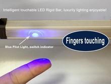 2015 china office 5mm width led strip dc24v rigid,Touch sensor design 5mm width led strip dc24v rigid