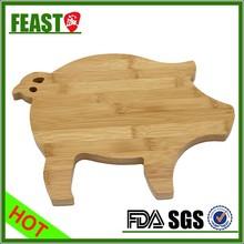 2015 New design bamboo custom cutting board wood