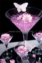 decorative home decor home decoration water gel crystal soil