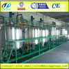 Vegetable oil blending and refining equipment