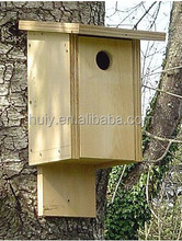 Traditional Wooden Nesting Box Small Wild Animal Bird Nest House, High Quality New Invention Gifts,Novelty Garden Gifts
