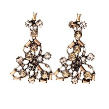 Fashion Wholesale 2015 New Design Big Statement Earring E10741