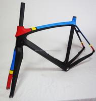 Cheap Toray 700 carbon fiebr road bike frame carbon fiber road bike frame for sale