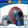 Bauxite calcination plant grinding by ball mill and cone crusher , clinker cement ball mill plant