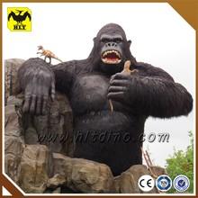 Robotic movie prop model King Kong
