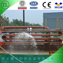 waste rubber pyrolysis equipment with 8-10t/d capacity