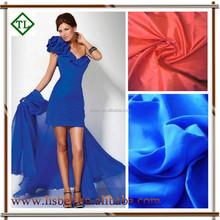 Fabric Polyester Taffeta/100% nylon taffeta/taffeta for wedding