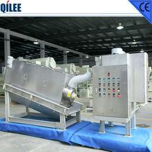 el ahorro de energía de prensa de tornillo de deshidratación