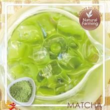 Matcha green tea powder antioxidants , premium package matcha for Korean market