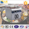 Restaurant Kitchen Equipment 4 burner electric hot plate/Stainless Steel Commercial electric cooking hot plate