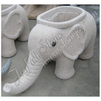 Decorative Animal Elephant Planter