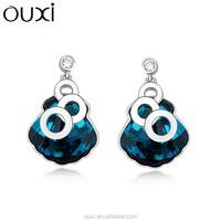 OUXI Earring hooks 925 sterling silver Y20056