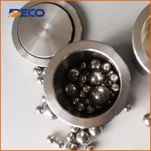 0.5Liter 304 Stainless Steel Ball Mill Jar Bowl Cup with Lid