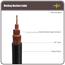 Rubber sheath Welding Cable