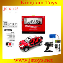 4 Channel Sharp Line Red Color 1 12 RC Car