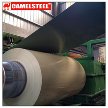 color coated steel construction material