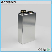 factory supply e cigarette mod aluminum dimitri dual 18650 mod box