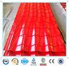 PPGI Corrugated roofing sheet/ trapezoidal tile /wave tile prepainted corrugated iron sheets