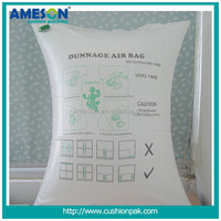 AAR reusable and recyclable muti ply kraft paper dunnage air bag
