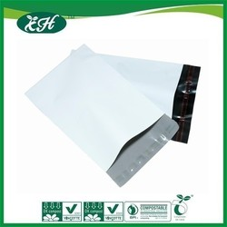 eco-friendly plastic bags with adhesive tape with great price
