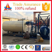 100000kcal-2400000kcal low pressure hot air thermax oil boiler