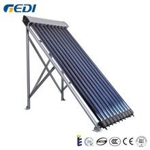 High Pressure Heat Pipe Solar Collector
