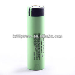 Panasonic battery rechargeable for toy car /18650 3.7v 3400mAh